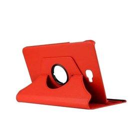 Draaibare hoes Samsung Galaxy Tab A 10.1 rood