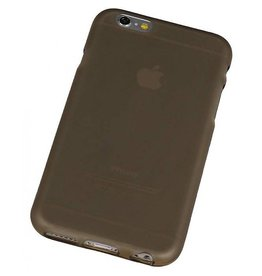 Softcase hoes iPhone 6(s) grijs