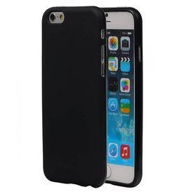 Softcase hoes iPhone 6(s) zwart