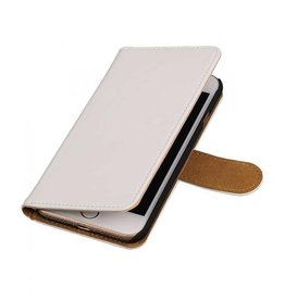 Bookwallet hoes iPhone 7 / 8 wit