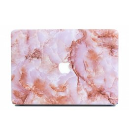 Lunso Lunso - cover hoes - MacBook Air 13 inch - Marble Finley