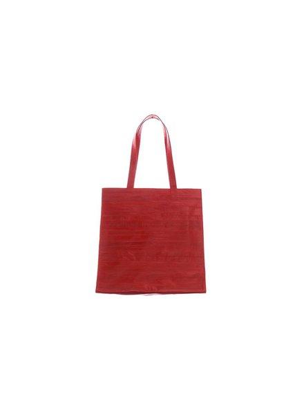 Adina Tote red