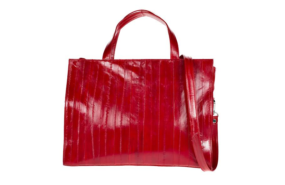 Violetta Business Tote Rot