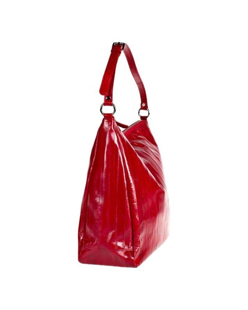 Cleopatra Handbag red