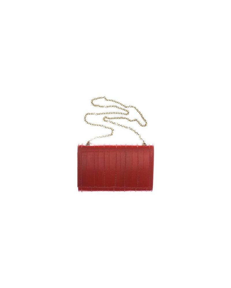 Musetta Chainclutch Rot