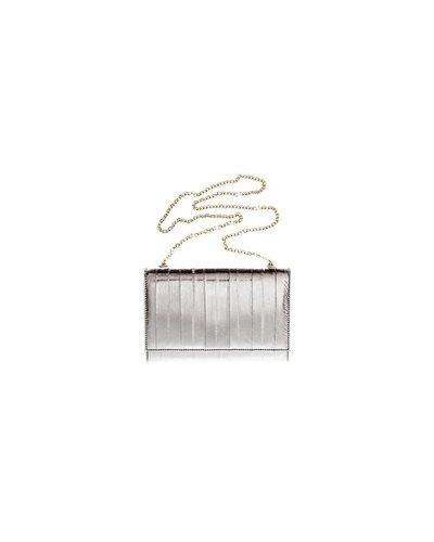 Musetta Chainclutch Silver