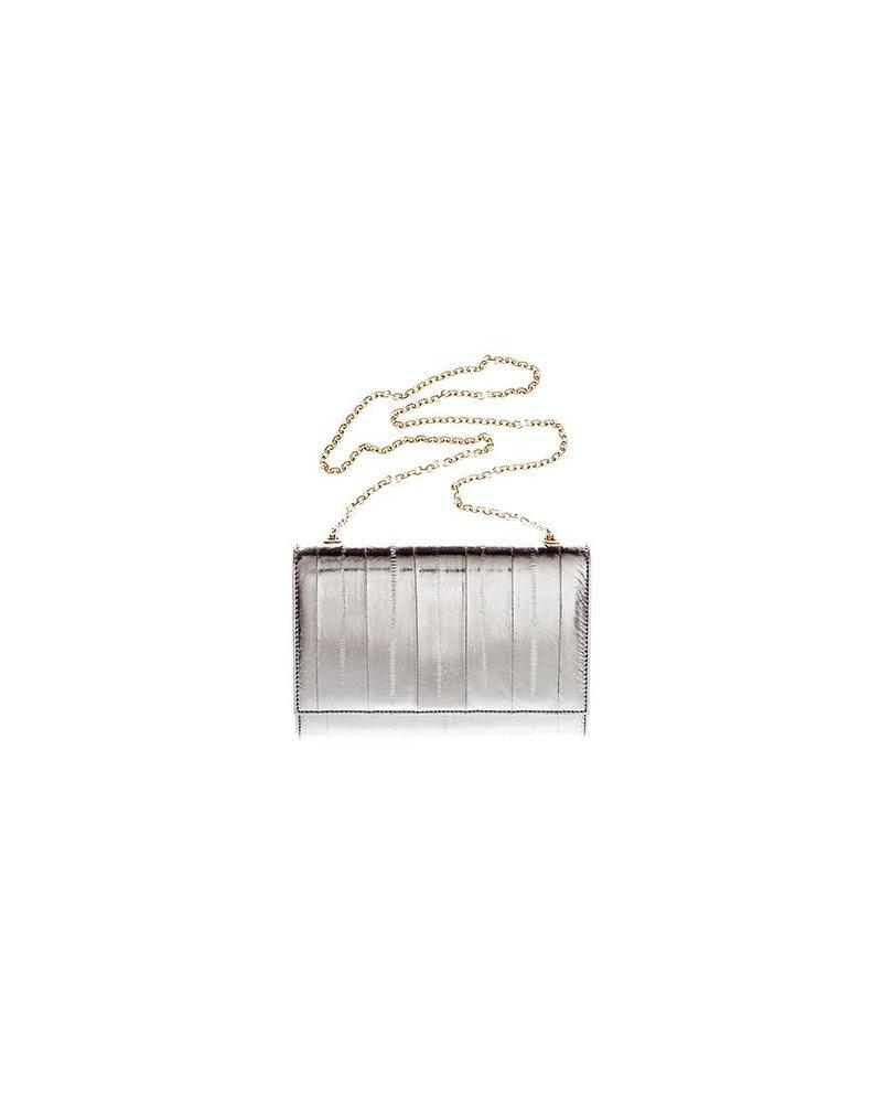 Musetta Chainclutch Silber