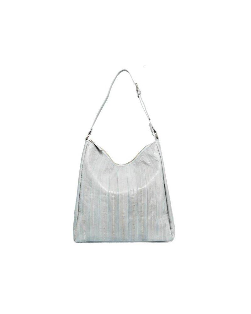 Cleopatra handbag light blue
