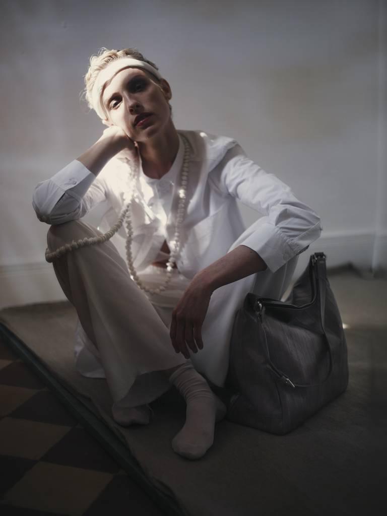 Cleopatra handbag medium brown