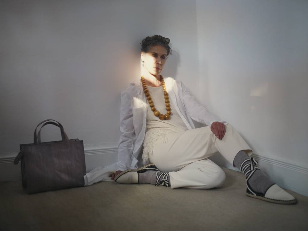 Violetta Business Tote Medium Brown