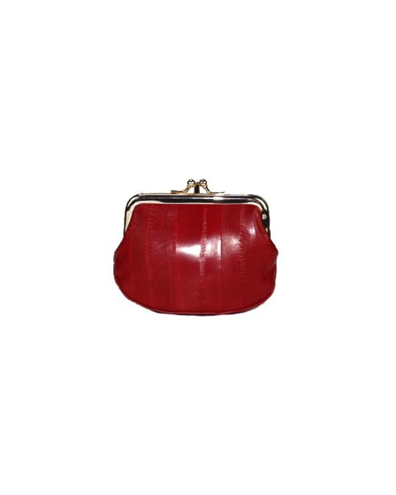 Despina Geldbörse, Mini Pouch red