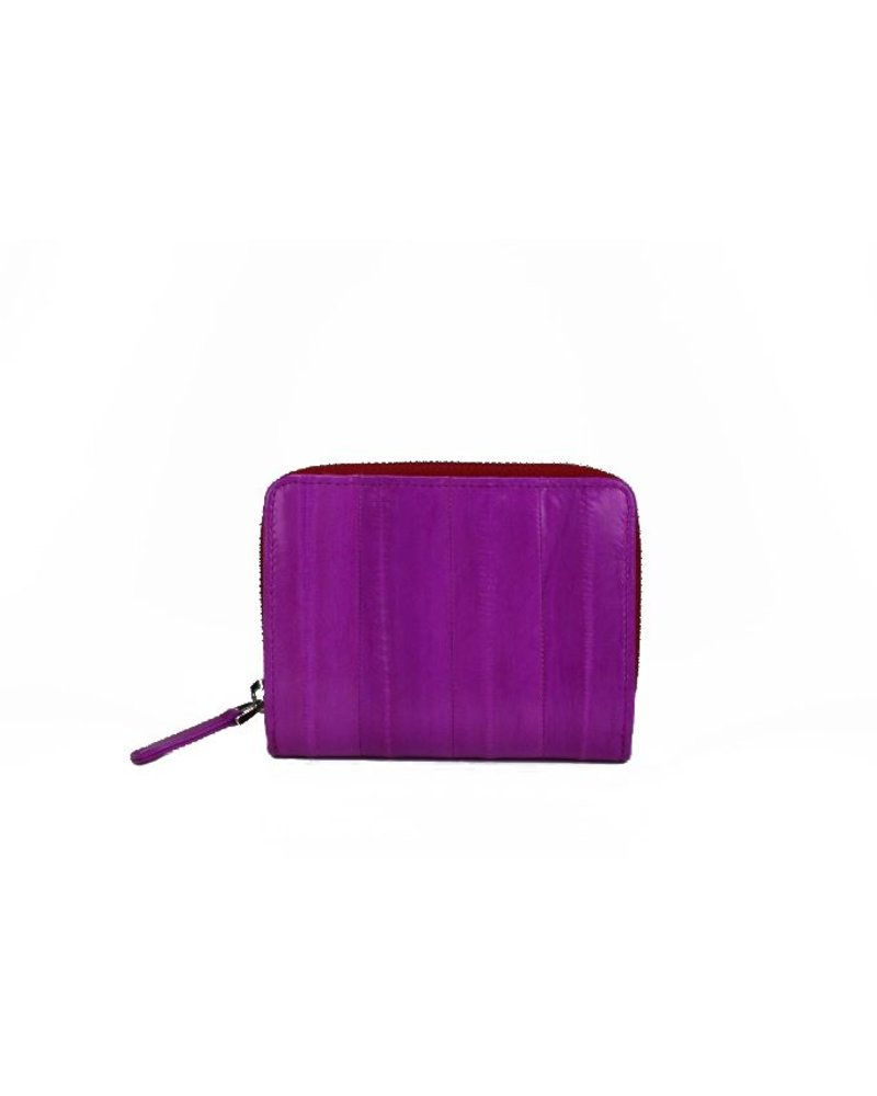 Pamina wallet medium hot pink