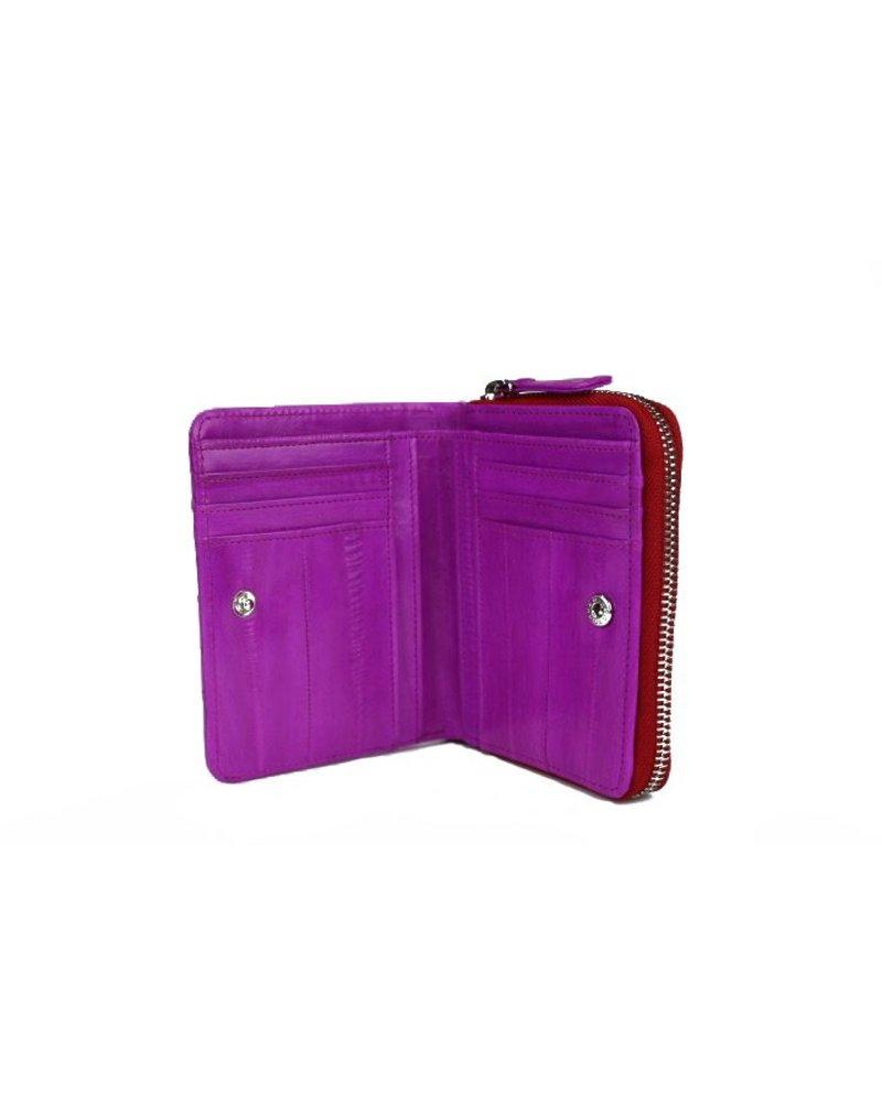 Pamina wallet medium hot pink