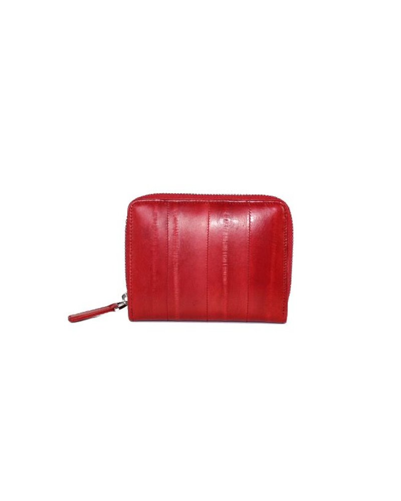 Pamina wallet medium red