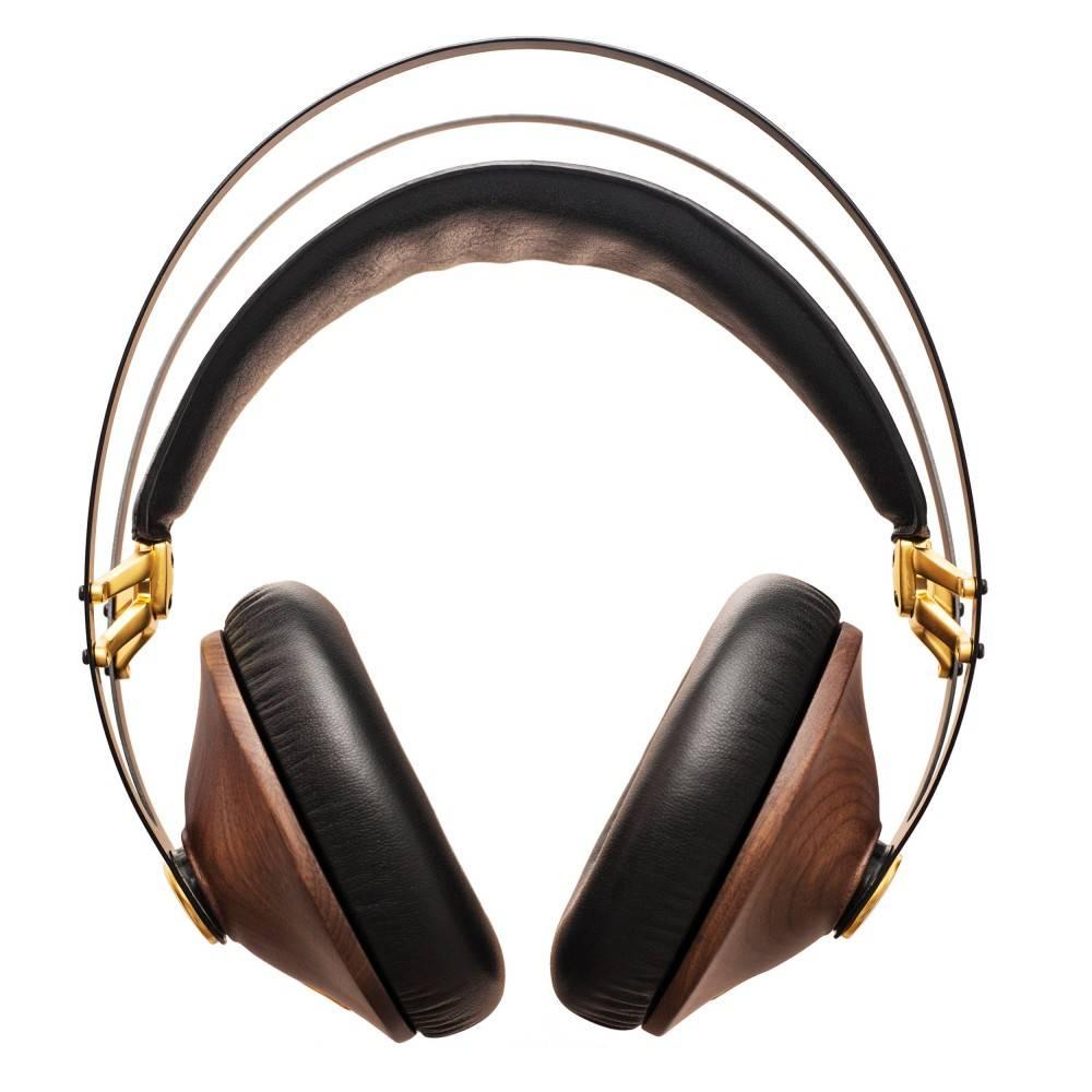 Meze Audio 99 Classics - Koptelefoon - Goud/walnoot