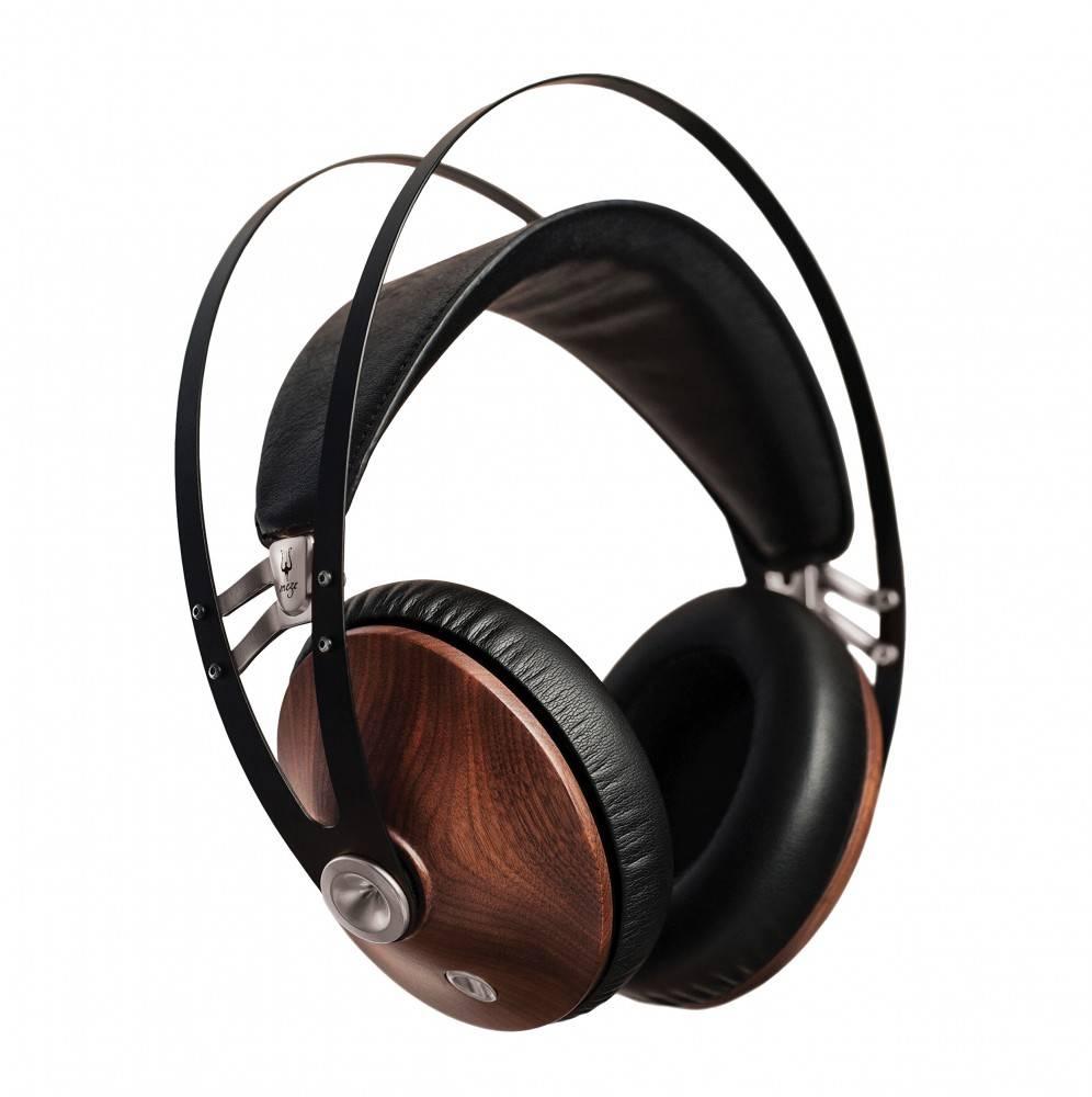 Meze Hoofdtelefoon 99 Classics - Walnoot Zilver - Hoofdtelefoon