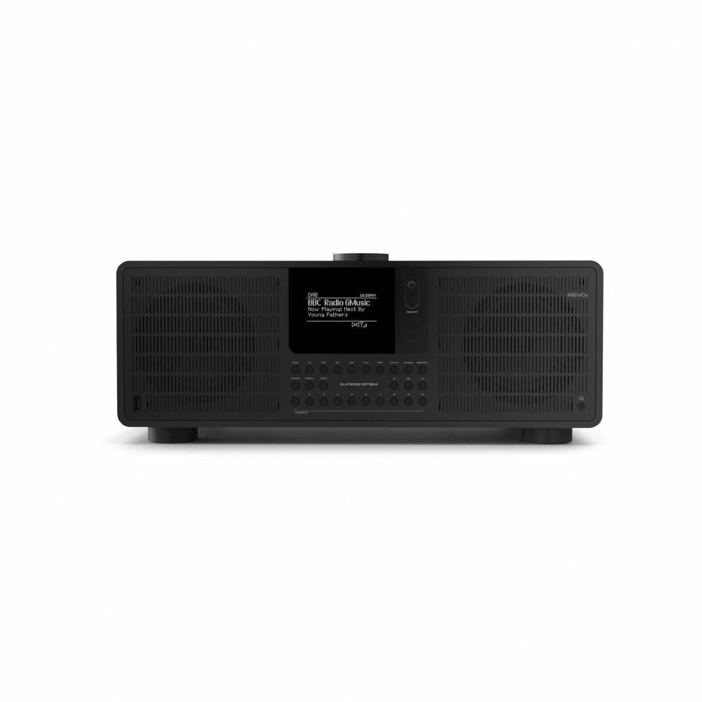 Revo Audio Revo SuperSystem Stereo Streamingradio met DAB+