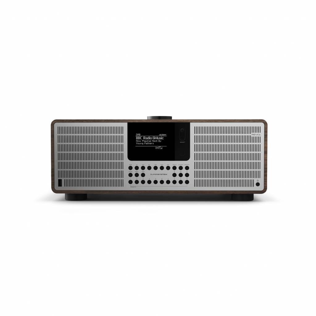 Revo Revo SuperSystem stereo - Internetradio met Bluetooth, Spotify, USB en DAB+