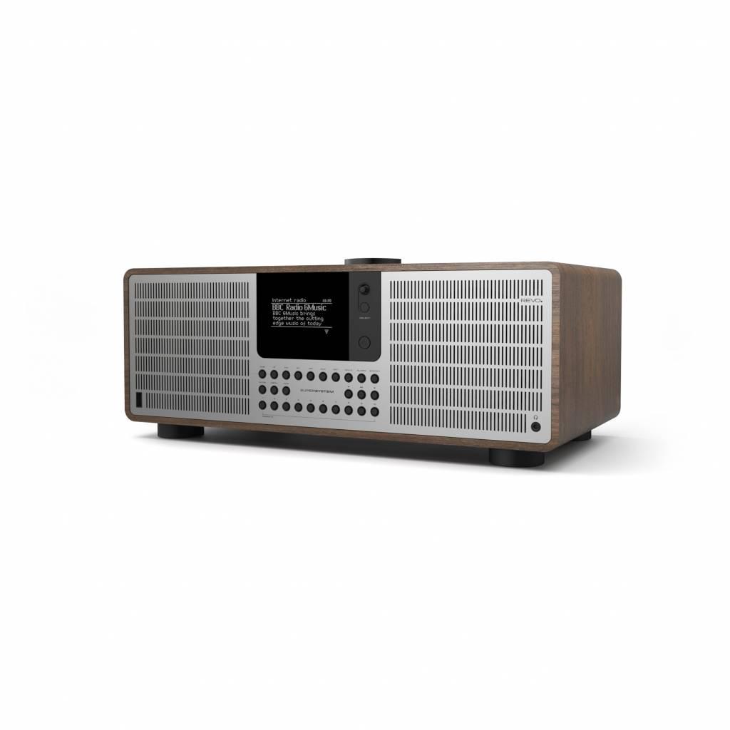 Revo SuperSystem Revo SuperSystem Stereo internetradio met Bluetooth, Spotify, USB en DAB+