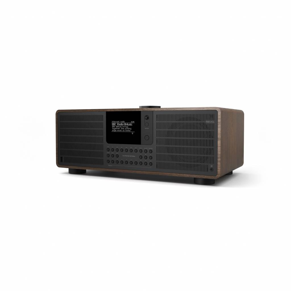 Revo SuperSystem Stereo internetradio - Spotify - DAB+