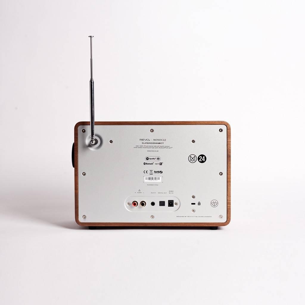 Revo Revo SuperConnect   DAB+ - internet radio en Spotify.