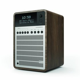 Revo Audio SuperSignal radio met FM, DAB+ en aptX Bluetooth.