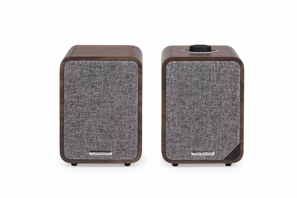 Ruark Audio MR1 Mk2 draadloos stereo muzieksysteem - Walnoot