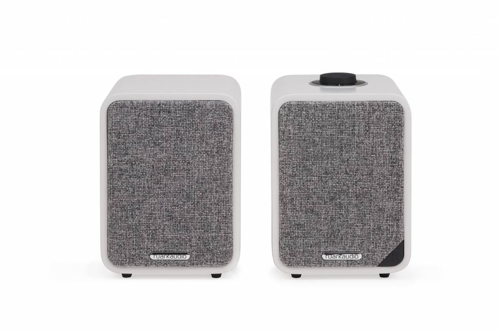 Ruark Audio MR1 Mk2 draadloos stereo muzieksysteem - Grijs