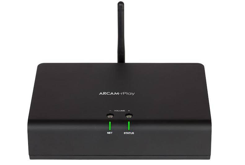 Arcam Audio Arcam rPlay - muziekstreamer