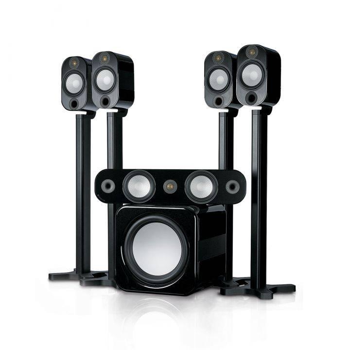 Monitor Audio Monitor Audio Apex A40 - Zwart   Center Luidspreker
