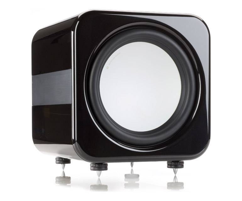 Monitor Audio Apex AW12 - Subwoofer - Zwart