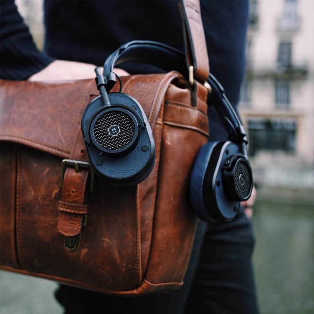 On-ear headphones of over-ear headphones?