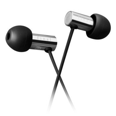 Final Audio E3000C - In Ear Koptelefoon + Controller - Zilver