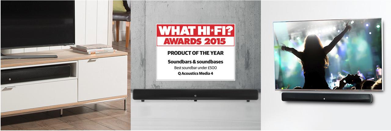 Q Acoustics Soundbar