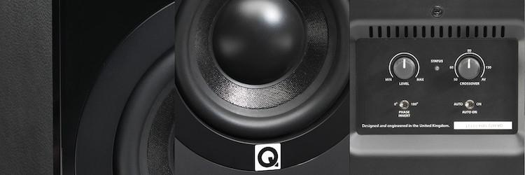 Q Acoustics 3070 Subwoofer