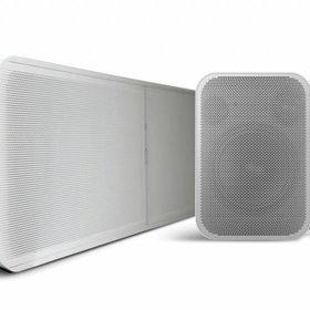 Bluesound Pakketprijs: Pulse Soundbar + 2X Pulse Flex Surround Systeem  - Wit