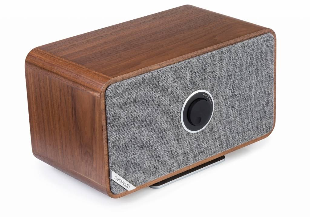 Ruark Audio MRx - Internet Streaming - Draadloze Speaker - Walnoot