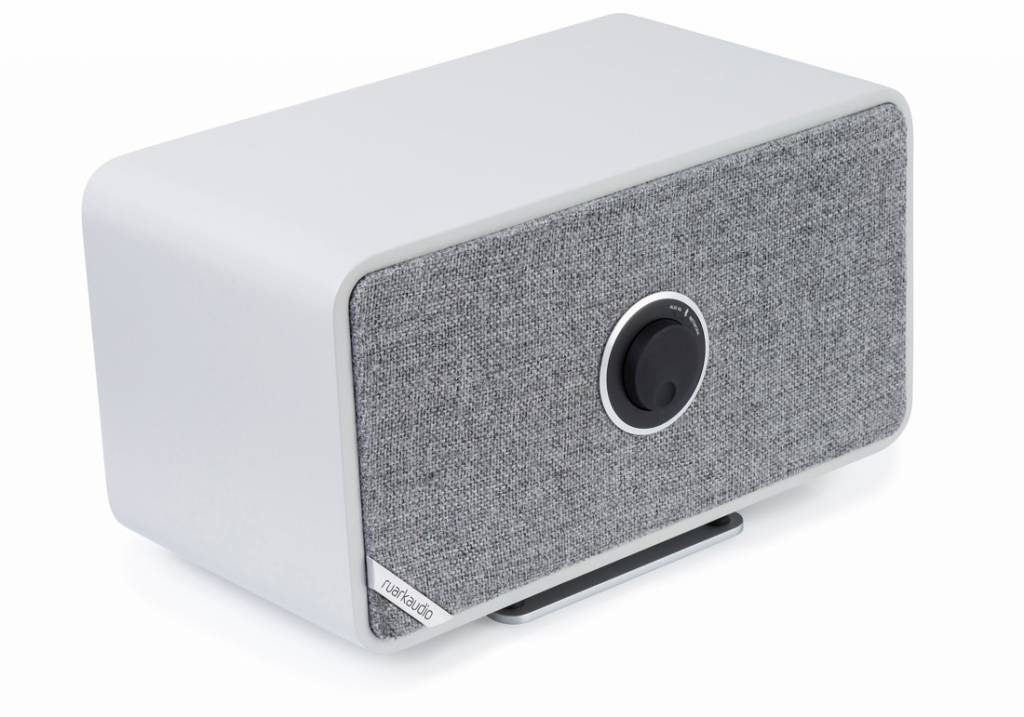 Ruark Audio MRx - Draadloze Speaker - Internet Streaming - Grijs
