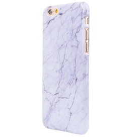 Marble iPhone 6 case White/Grey