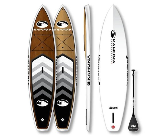 "Travel Agency Epic Kuda Bamboo 11' 1"" Package"