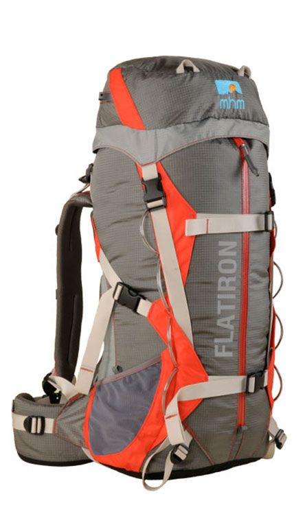Catskill Grey Back Pack