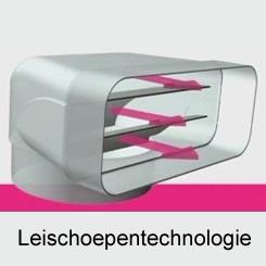 leischoepentechnologie-Omkeerstuk 90°