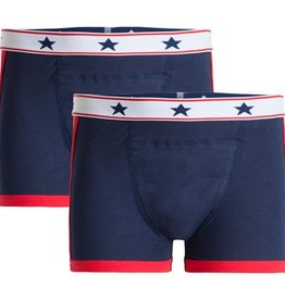 Underwunder Boys boxer blue (price per 2)