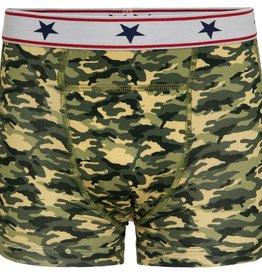 Underwunder Boys boxer camouflage