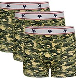 Underwunder Boys boxer camouflage (set of 3)