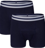Underwunder Men's Boxer blue (set of 2)