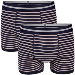 Underwunder Men's Boxer stripes (set of 2)
