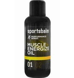 Sportsbalm Muscle Energize Oil 200 ml