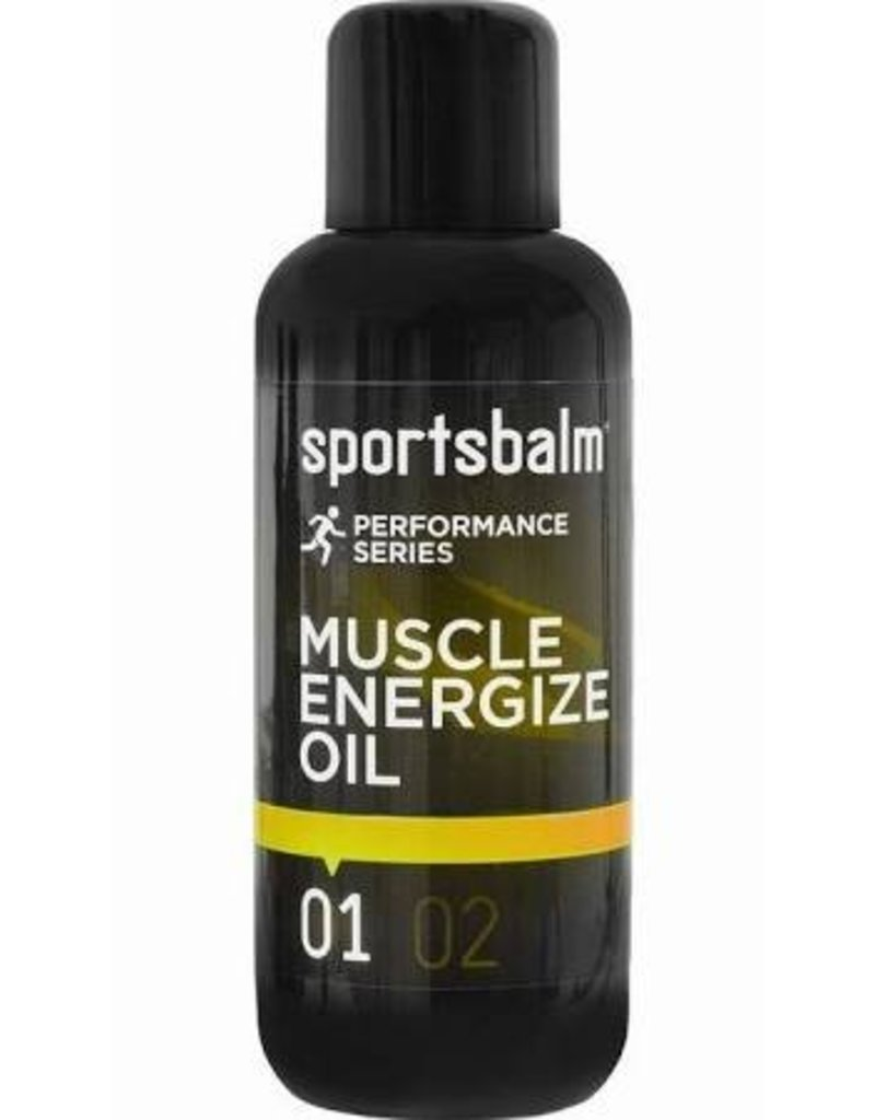 Sportsbalm Sportsbalm Muscel Energize Oil 200 ml
