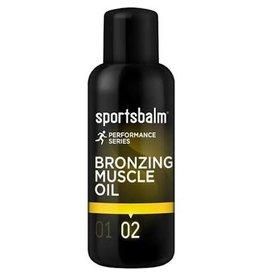 Sportsbalm Sportsbalm Bronzing Muscle Oil 200 ml